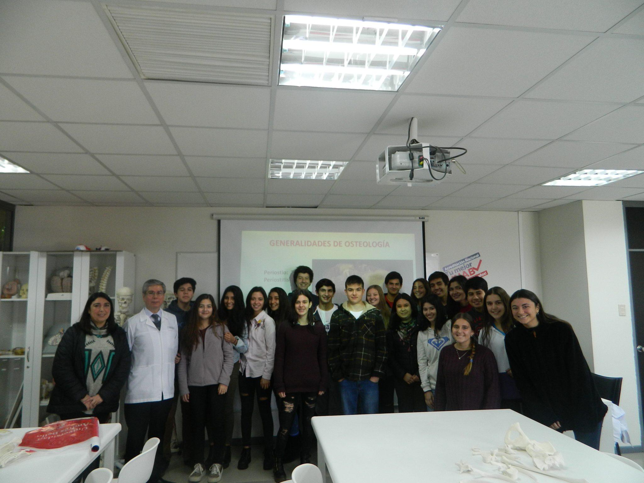 Explora Anatomía Concepción: avances de la medicina | Explora Unab