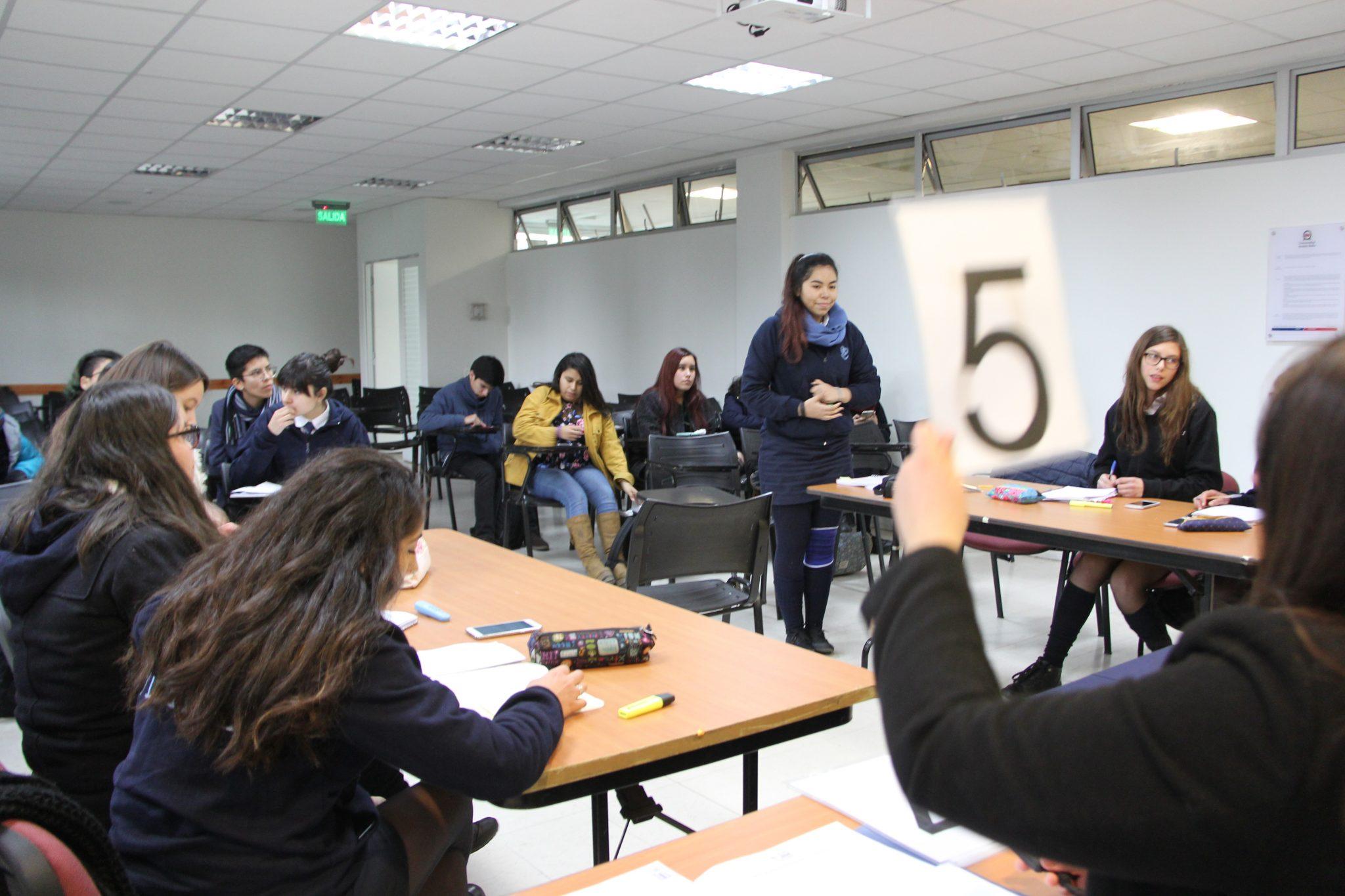Interescolar de Debate en Español - Santiago