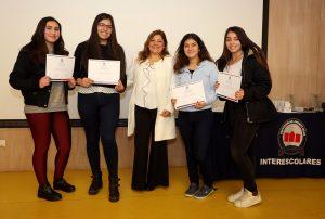 1° Interescolar de Biotecnología