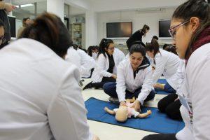 9° Interescolar de Salud y Primeros Auxilios
