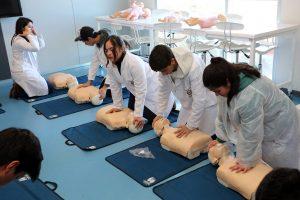 9° Interescolar de Salud y Primeros Auxili