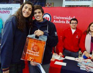 Feria G9: UNAB participa en San Nicolás de Myra
