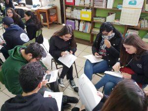 Liderazgo: Nuestra Señora del Rosario participa en taller
