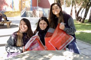Feria G9: UNAB participa en Mayflower School