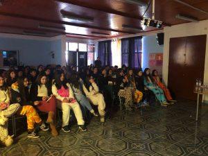 Conferencia Astronomía 30 años en 30 colegios de Chile