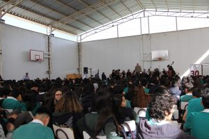 30 años, 30 colegios de Chile: Camerara UNAB
