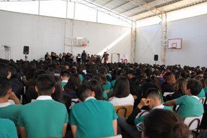 30 años, 30 colegios de Chile: Camerata UNAB