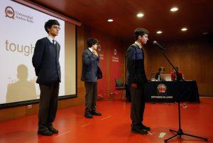 Interescolar de Spelling Bee Viña del Mar