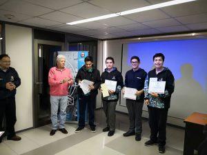 4° Concurso de Navegación Concepción