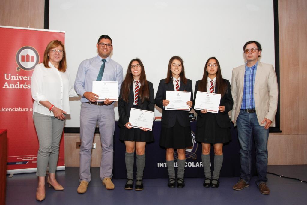 Mención Honrosa: Colegio San Ignacio de Viña del Mar – Desligamiento de Colores