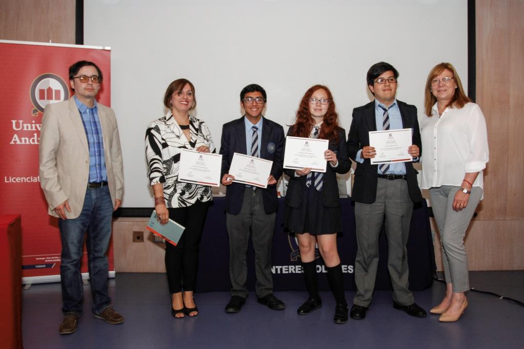Mención Honrosa: Colegio Palmares de Quilicura – Ocaso de los Selknam