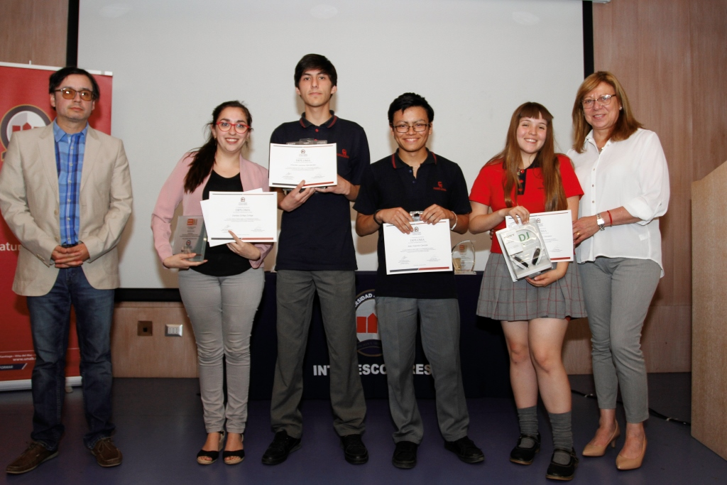 3° Lugar: Colegio Santa Ana de Quilpué – Nos arrebataron la Tierra