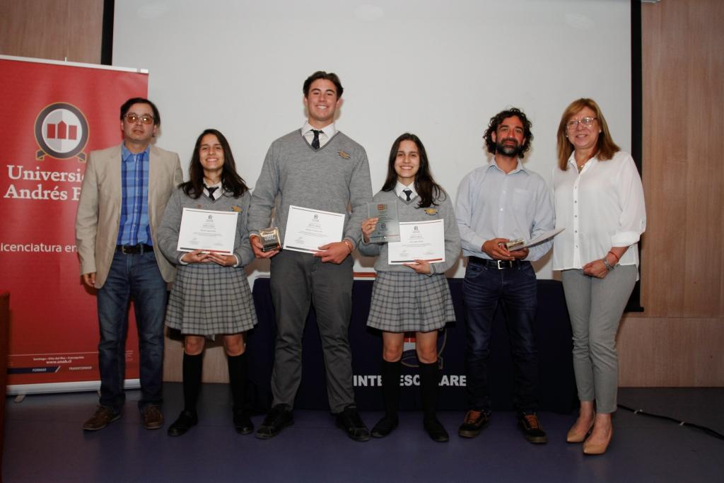 2° Lugar: Colegio Altazor de Concón- El Proceso de Recuperación de la Democracia