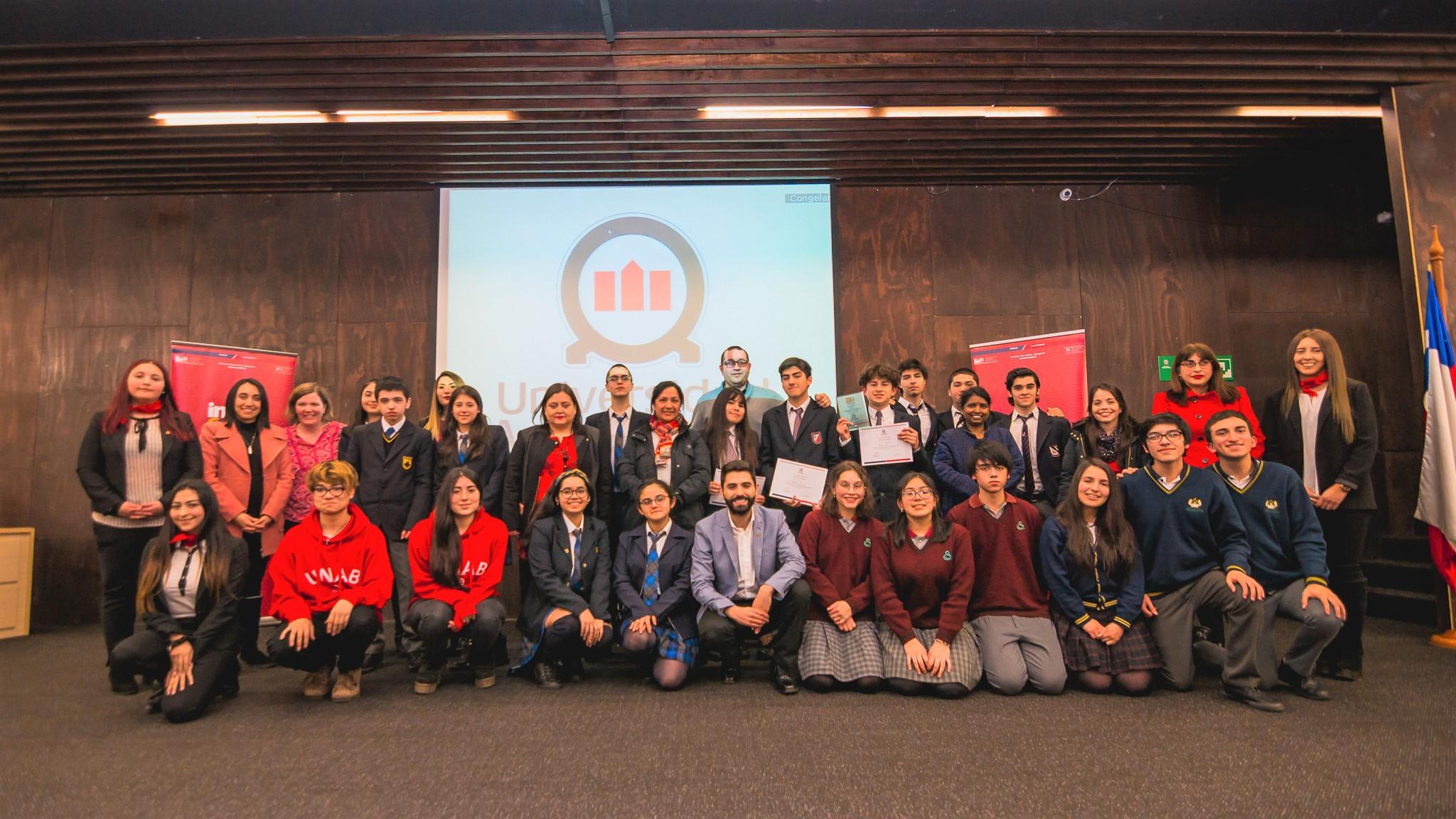 Interescolar de Spelling Bee - Concepción 2019