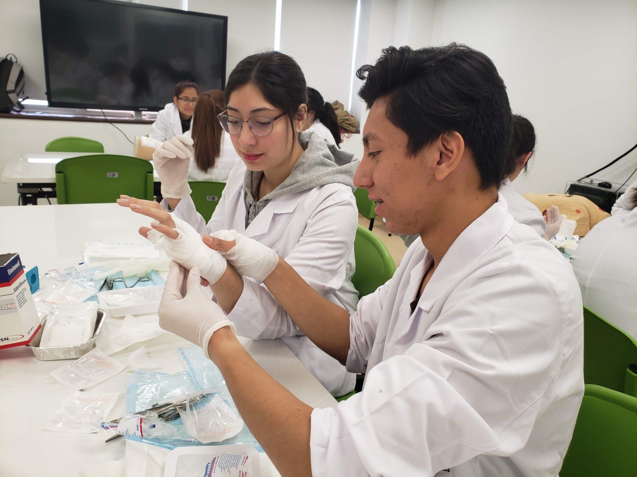 10° Interescolar de Salud y Primeros Auxilios - Santiago