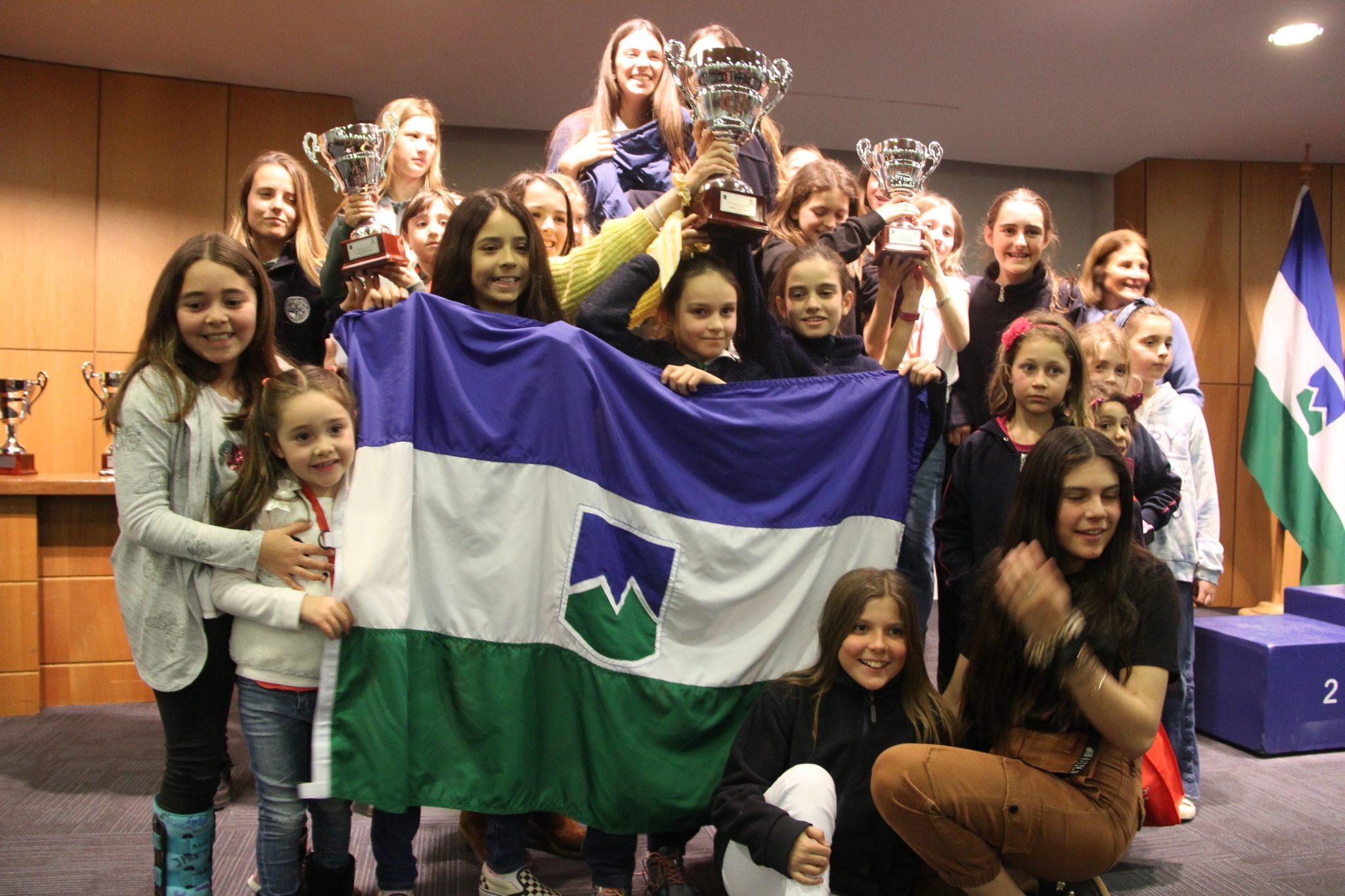 Ceremonia de Premiación Snowland Cup 2019