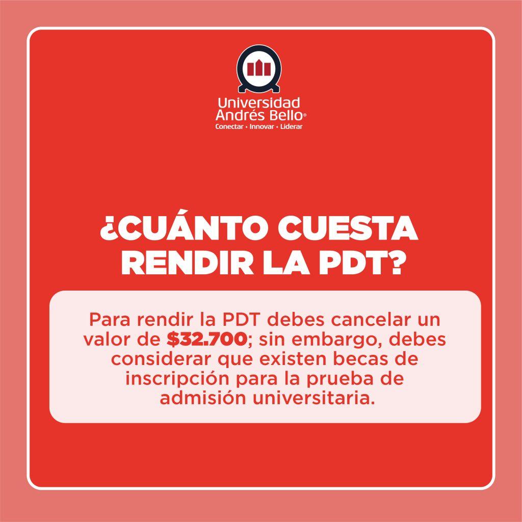 Lo que tienes que saber: ¿Cómo me inscribo para rendir la PDT?